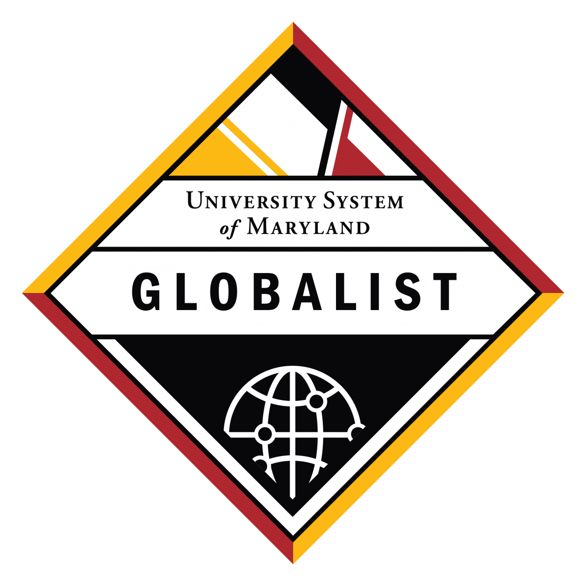 Globalist Badge