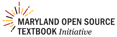 Maryland Open Source Textbook Initiative Logo