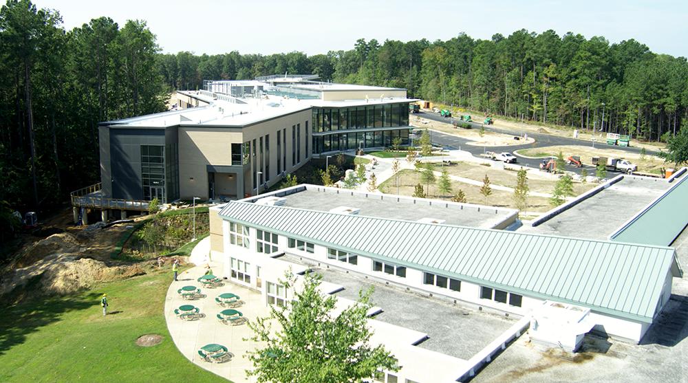 USMSM Smart Building