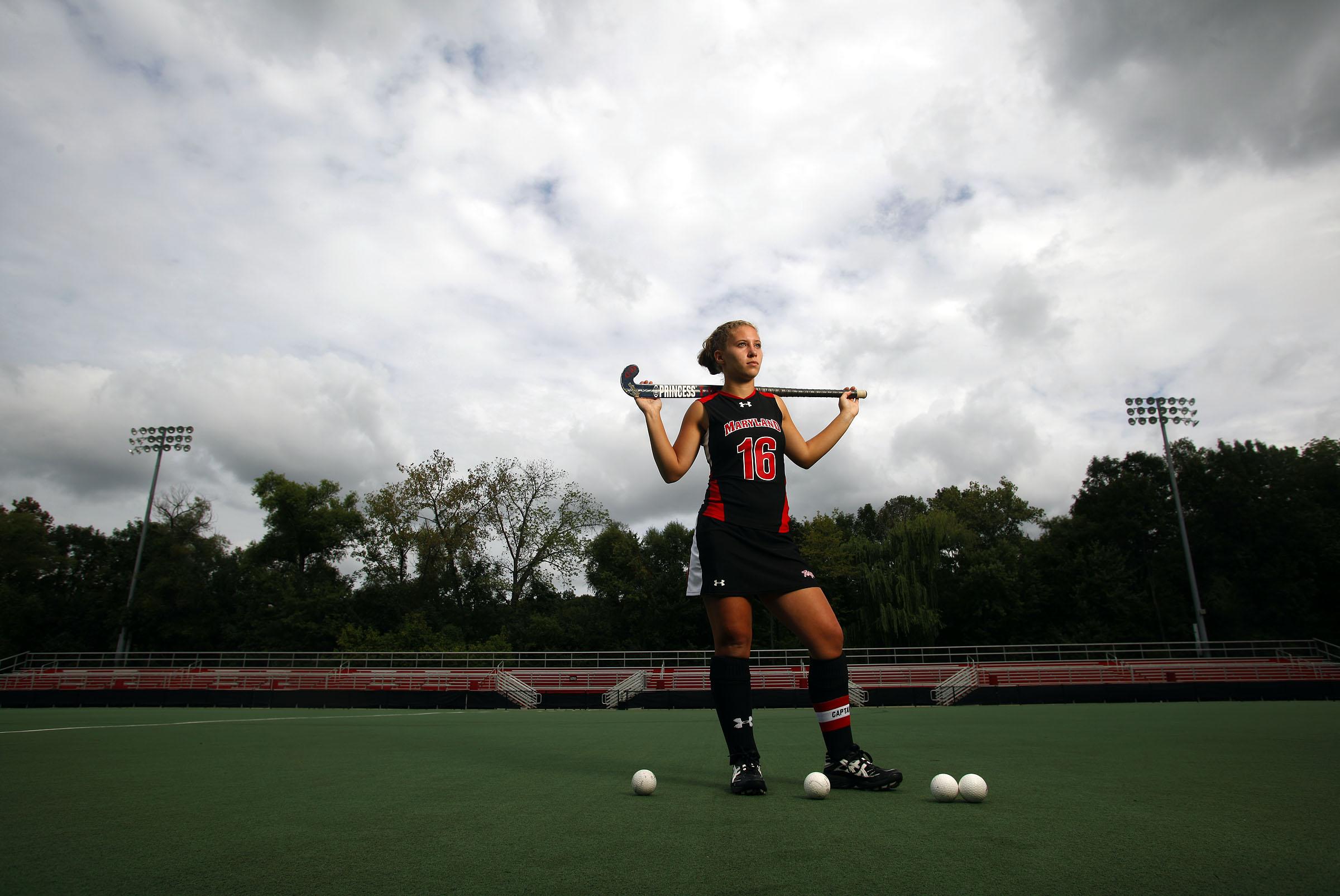 USM Olympian Katie Bam