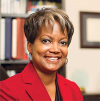 Picture of Michelle A. Gourdine, M.D.