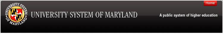 University System of Maryland: A public system of higher education