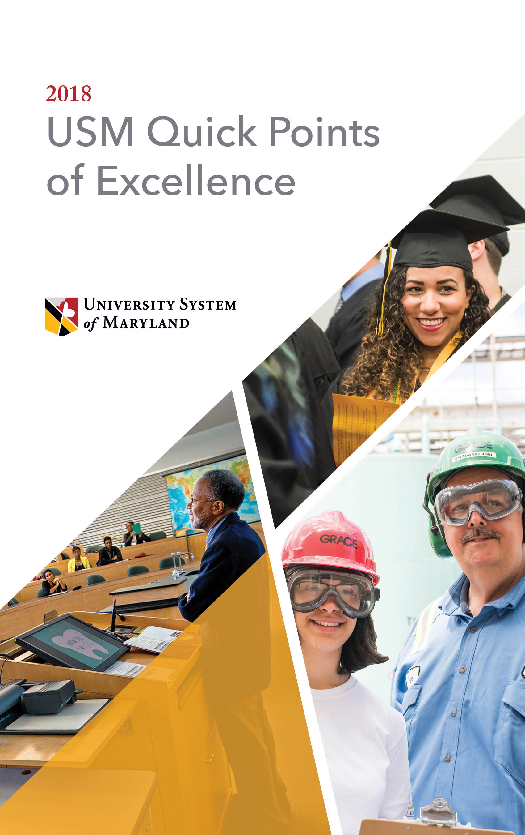 USM 2018 Points of Excellence