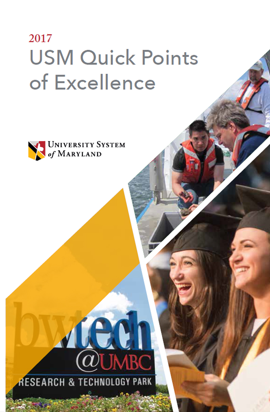 USM 2017 Points of Excellence