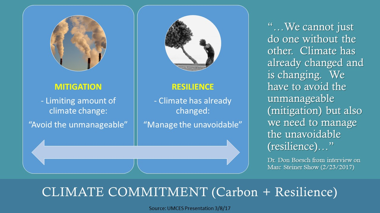 sustainability and global warming